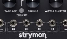 NAMM 2018: Strymon Magneto Delay/Looper/Sampler für das Eurorack