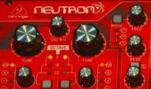 Behringer Neutron - erster eigenständiger Synthesizer im Anmarsch