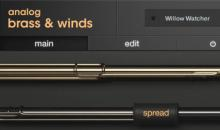 Output stellt spannendes Instrument Analog Brass & Winds vor
