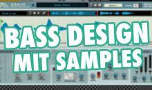 Video-Tutorial: So gelingen Bass-Sounds mit Sampler-Charme
