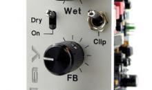 Bereich03 Audio stellt analoges Delay-Modul im Lunchbox-Format vor
