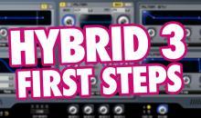 Video: Einstieg in den Synthesizer Hybrid 3 von Air Music Tech