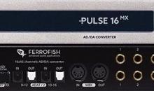 Ferrofish Pulse16 MX: AD/DA-Wandler mit MADI-Verbindungen