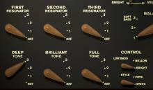 Jiggery-Pokery Sound Champagne SuperNova: das Novachord für Reason