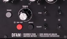 Moog DFAM im Test: Was leistet dieser analoge Drum-Synthesizer?