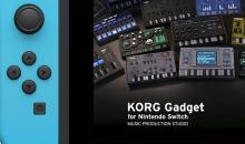 Korg Gadget Musikzentrale jetzt für Nintendo Switch