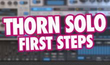 Video-Tutorial: Dmitry Sches Thorn Solo - mächtiger Synthesizer im Beat-Magazin #150