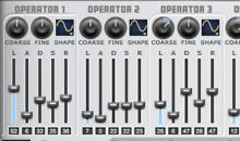 Interessant: SonivoxStratum kombiniert SuperSAW- und FM-Synth