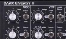 Jetzt lieferbar: Doepfer Dark EnergyMKIII analoger Synthesizer