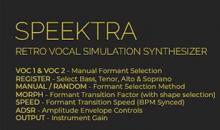 Puremagnetik Speektra: Sprach-Synthesizer für Windows und Mac