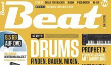 Die neue Beat 10|18 ist da: Drums – Die besten Sounds für Ihre Beats