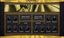 Rayon: Vocaltexture-Instrument für HALion Sonic SE 3
