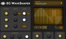 ElliottGarage EG WaveSHAPER für das iPad/iPhone vorgestellt