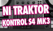Video: Native Instruments Traktor Kontrol S4 MK3 Highlights & Vergleich mit S2 MK3