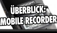 Video-Tutorial: Mobile Recorder im Überblick