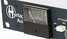 Heritage Audio präsentiert Successor Stereo-Bus-Kompressor