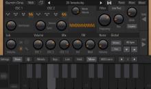 AudioKit Synth One: jetzt auch für's iPhone