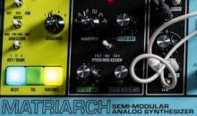 Überraschung: Moog Matriarch Synthesizer