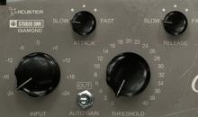 Acustica AudioEl Rey im Kurztest: Was kann dieser Boutique-Kompressor?