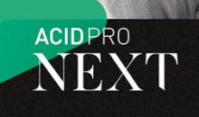 MAGIX ACID Pro Next - neue DAW mit Stem-Feature für Remixer