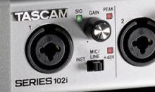 Frische USB-Audio-Interfaces von Tascam jetzt lieferbar
