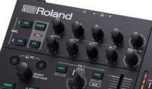 Roland DJ-707M: DJ-Controller mit vielen Features vorgestellt
