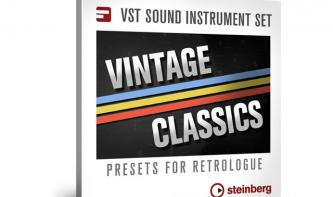 Vintage Classics - Steinberg Retrologue Expansion