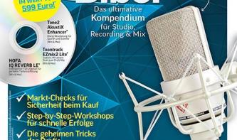 Beat Tonstudio-Bibel: Ultimatives Handbuch zur Studio-Praxis