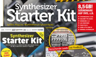 Synth-Kit für Musiker & Produzenten