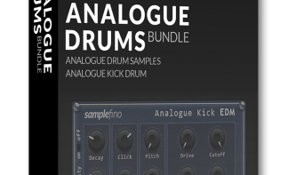 Samplefino Analogue Drums - Drumkits und Kick-Synth