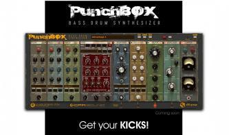 D16 Group PunchBox: neuer Drum-Synthesizer im Anmarsch