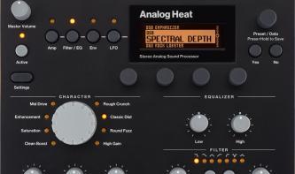 Elektron kündigt Analog Heat an
