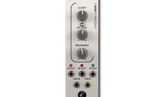 Kilpatrick Audio K6501 Philter Eurorack Module
