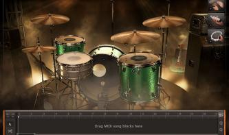 Toontrack Big Rock Drums EZX eröffnet den Metal-Month