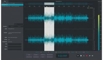 ReSample - Neuer Audio-Editor