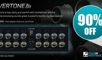 SoundSpot Overtone - Der Mastering-Equalizer