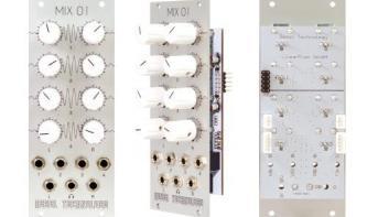 Mix 01 Matrix Mixer für Eurorack