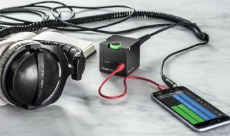 Focusrite iTrack One Pre: Endlich Gitarre/Vocals mit dem iPhone aufnehmen