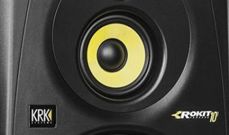 KRK Rokit 10-3 G3 im Test: Die Monitore für Bass-Musik?