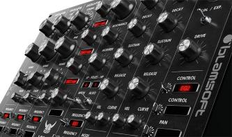 Blamsoft VK-2 - Modularer Synthesizer für Reason