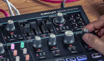 Interview on Novation's Circuit Mono Station