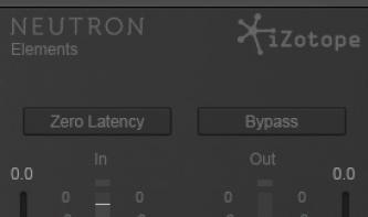 iZotope Neutron Elements: Einstiegsdroge für's innovative Mixing vorgestellt