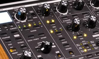 Der neue Moog Synthesizer: Subsequent 37
