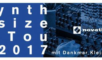 Große Novation Synthesizer-Tour 2017 startet Ende September