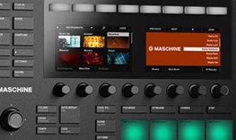 Maschine MK3 & Komplete Kontrol MK2 jetzt lieferbar + Hands On Video