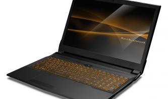 DA-X Pro Audio Notebook mit Intel Kaby Lake-Prozessor