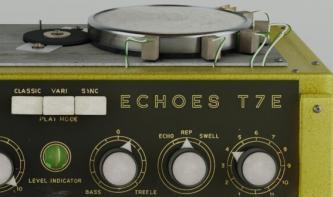 Audiority Echoes T7E vorgestellt: Charmantes Bandecho für die DAW