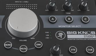 (Video) Mackie Big Knob Studio+ Serie im Komplett-Überblick