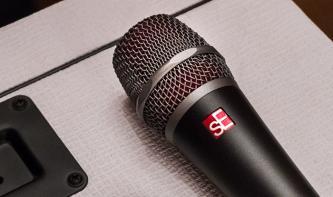 sE Electronics V7 X: dynamisches Instrumenten-Mikrofon jetzt lieferbar