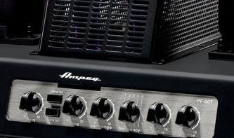 AmpegPF-50T im Kurztest: Darum ist dieses Bass-Topteil auch für Studio & Sounddesign interessant